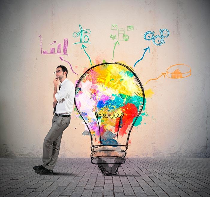Criatividade e inovação: dicas para mudar a imagem da empresa