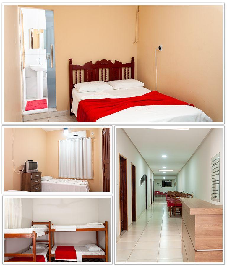 Fotos do Hotel Brasília em Bom Jesus da Lapa