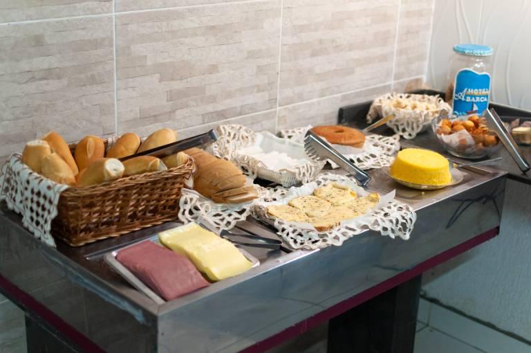 Hotel com café da manhã em Bom Jesus da Lapa