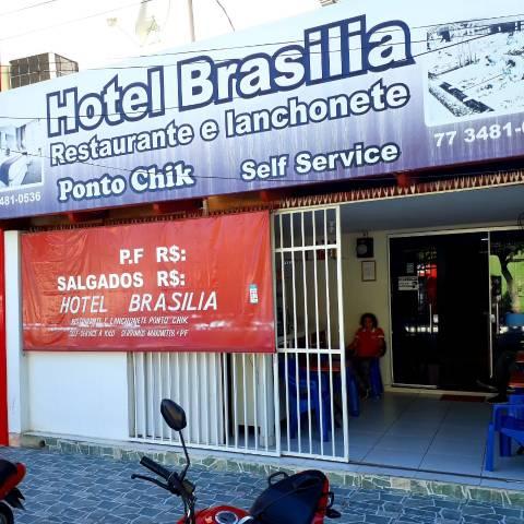 Hotel Brasília em Bom Jesus da Lapa