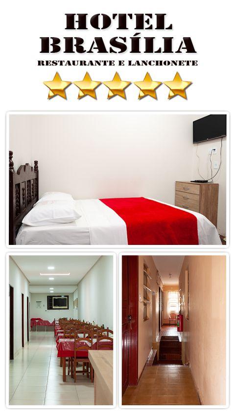 Hotel Brasília - Hotel em Bom Jesus da Lapa