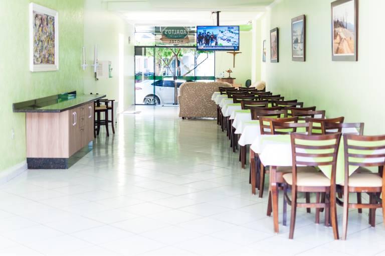 adaltos hotel refeitorio 2
