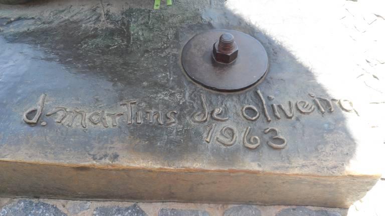 assinatura deocleciano martins de oliveira bom jesus da lapa 1963