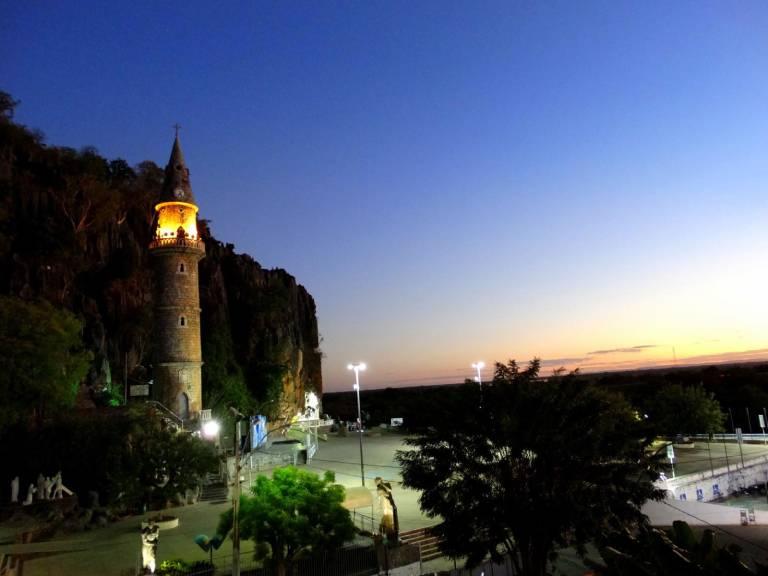 esplanada do santuario do bom jesus da lapaby ivanor borges