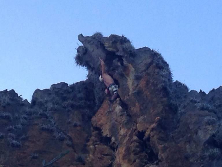 fotos da escalada do morro de bom jesus da lapa por murilo costa 13