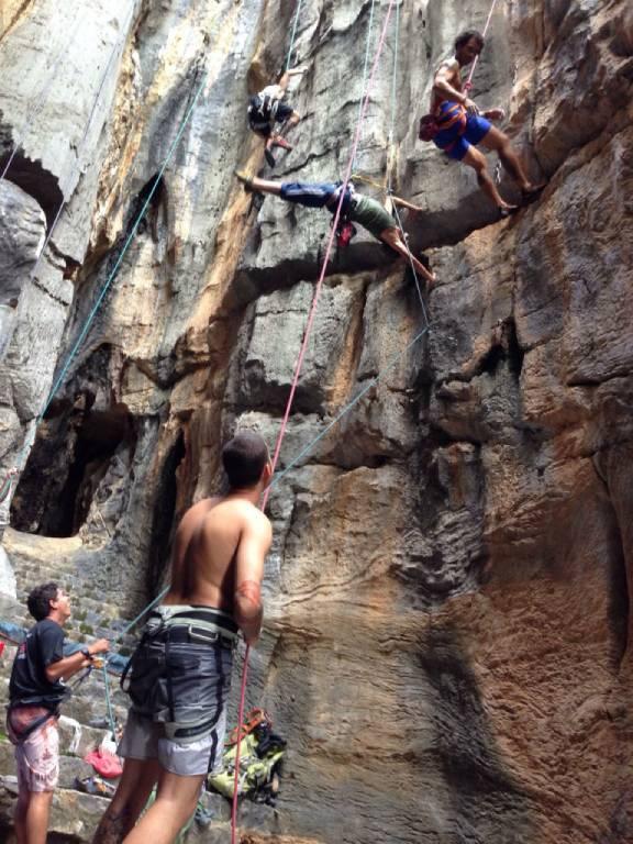 fotos da escalada do morro de bom jesus da lapa por murilo costa 4