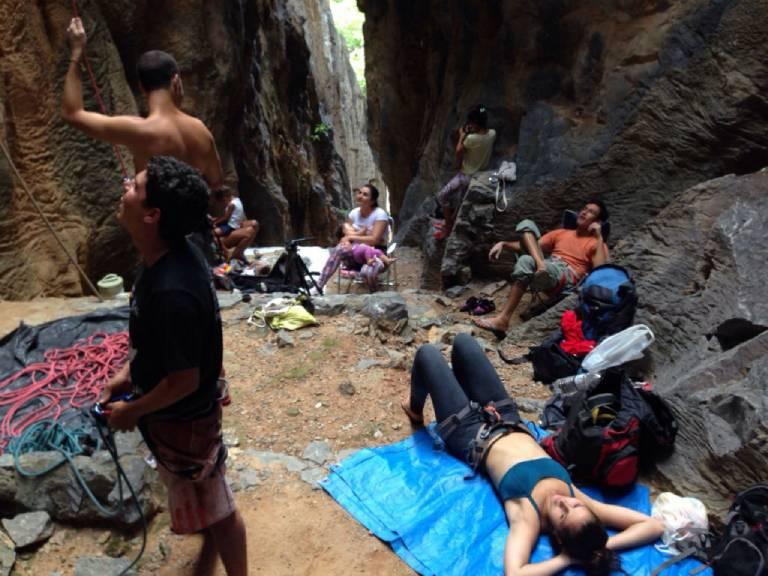 fotos da escalada do morro de bom jesus da lapa por murilo costa 5