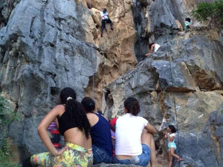 fotos da escalada do morro de bom jesus da lapa por murilo costa 7