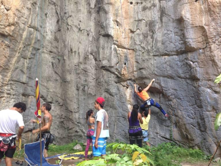 fotos da escalada do morro de bom jesus da lapa por murilo costa 8