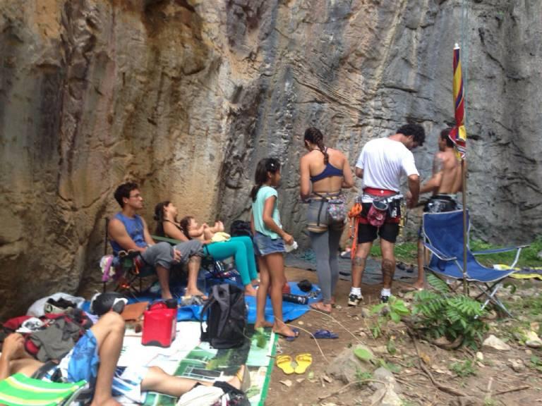 fotos da escalada do morro de bom jesus da lapa por murilo costa 9