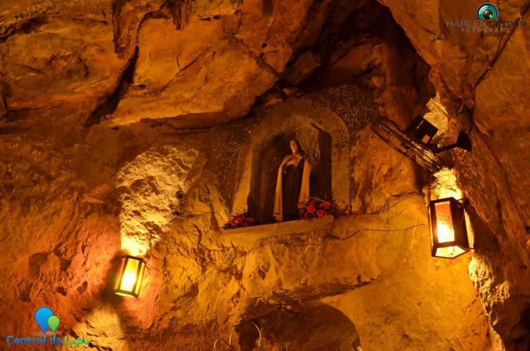 fotos da gruta do santissimo sacramento 3