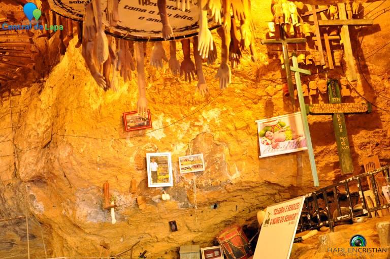 gruta da sala dos milagres 2