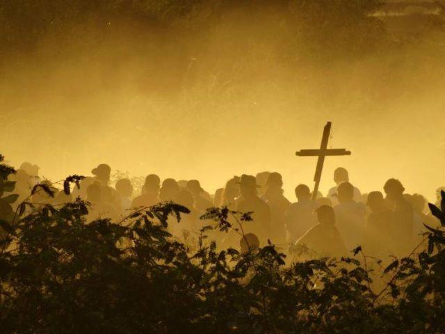 romaria da terra e das aguas bom jesus da lapa by ivanor borges