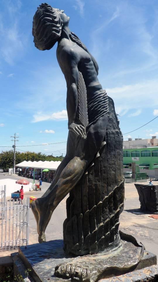 sao joao evangelista estatua santuario