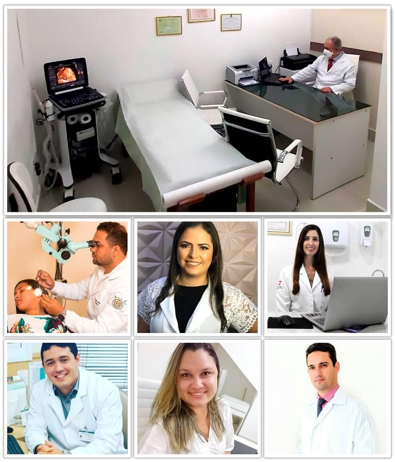 Médicos da Clínica