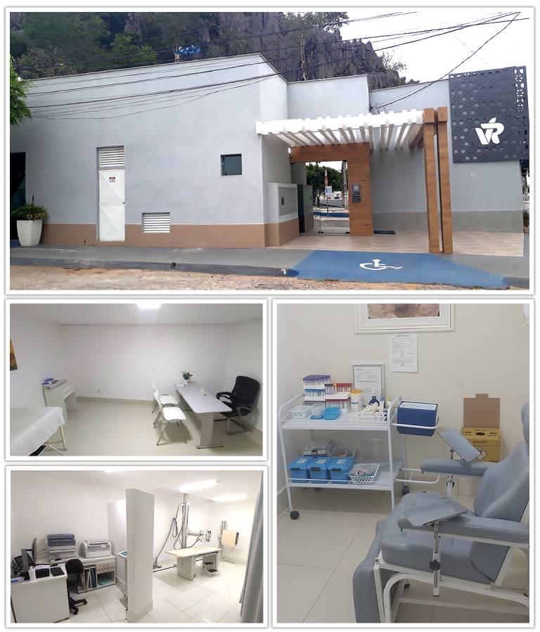 Galeria de imagens Clínica Vila Rica