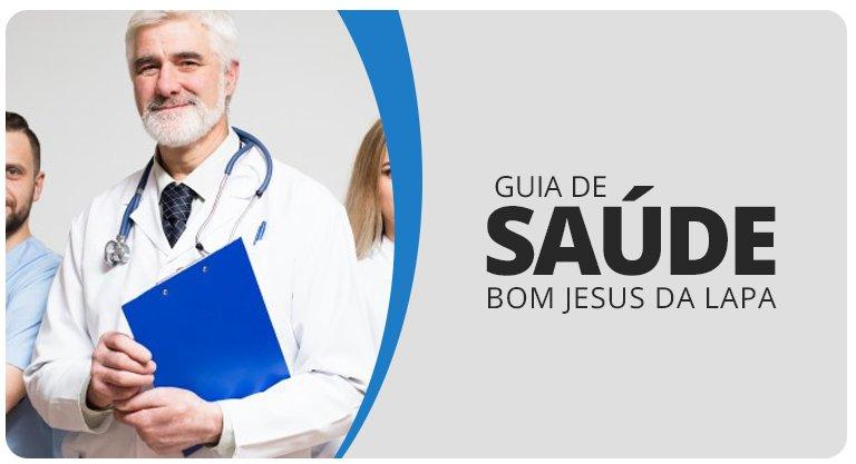 Guia de Saúde de Bom Jesus da Lapa 2021