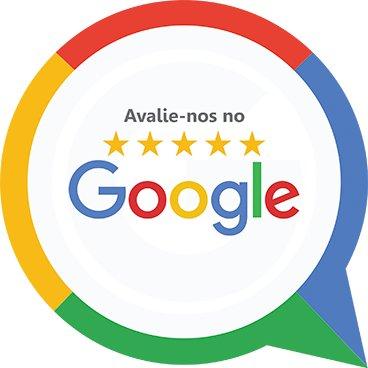 nos avalie no google