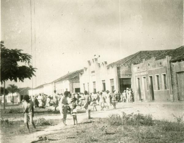 Mercado Municipal de Bom Jesus da Lapa