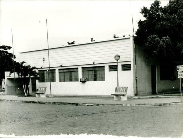 Prefeitura Municipal de Bom Jesus da Lapa - Foto Antiga