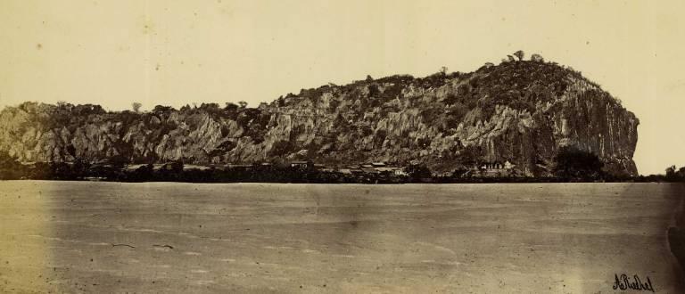 História de Bom Jesus da Lapa: Foto de 1868