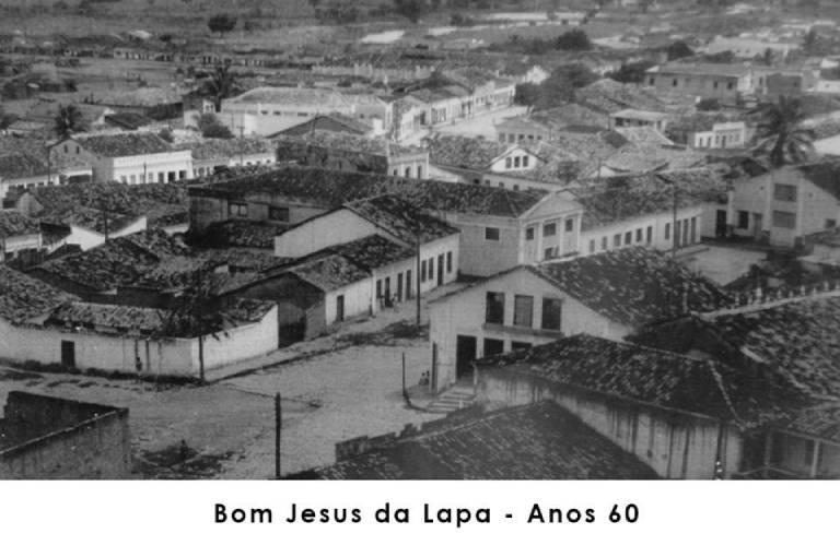 Bom Jesus da Lapa - Anos 60