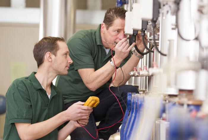 Manutenção preventiva em instalações elétricas
