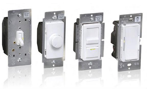 O que é um interruptor dimmer e como é utilizado