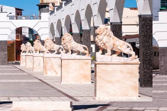 12 leões da Tribo de Judá