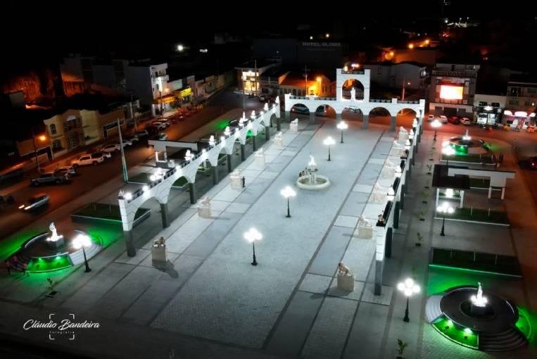 Praça da Fé: Guia de Turismo de Bom Jesus da Lapa