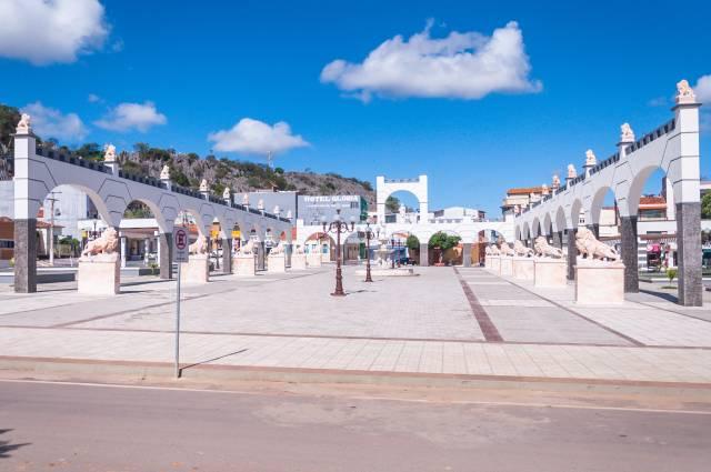 Praça da Fé Bom Jesus da Lapa