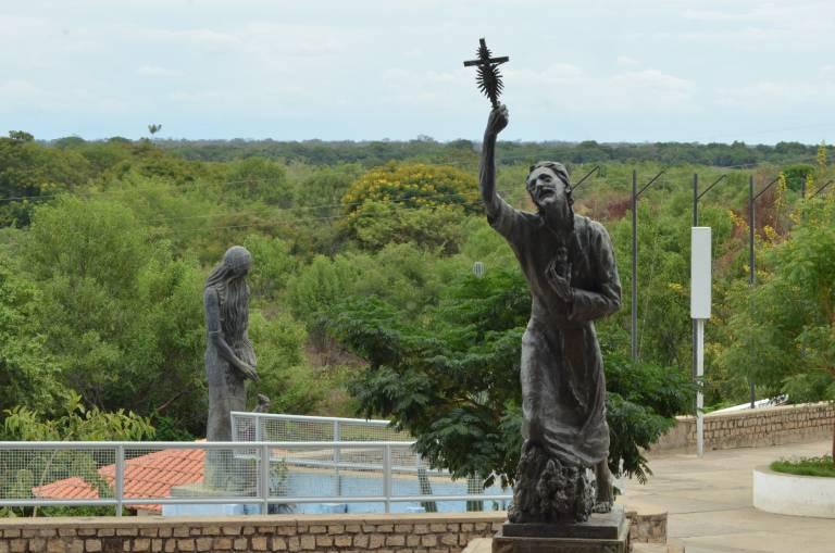 Romarias de Bom Jesus da Lapa: Francisco de Mendonça Mar