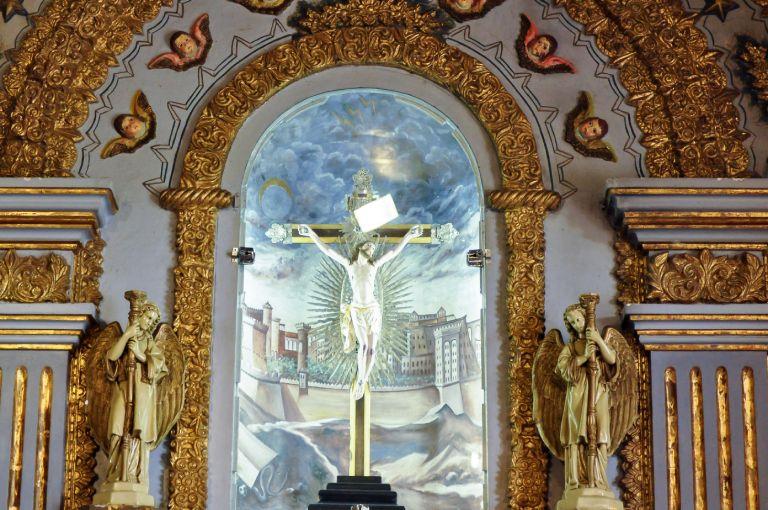 Imagem do Senhor Bom Jesus da Lapa