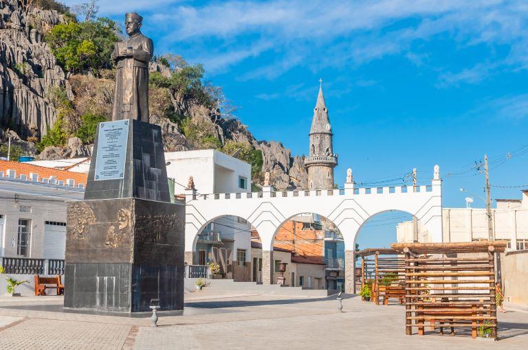 Praça Monsenhor Turíbio Vila Nova