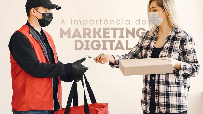 Marketing digital em tempos de pandemia