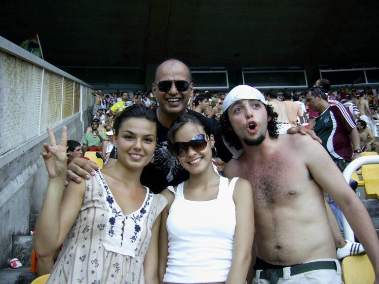 amigos da globo 3