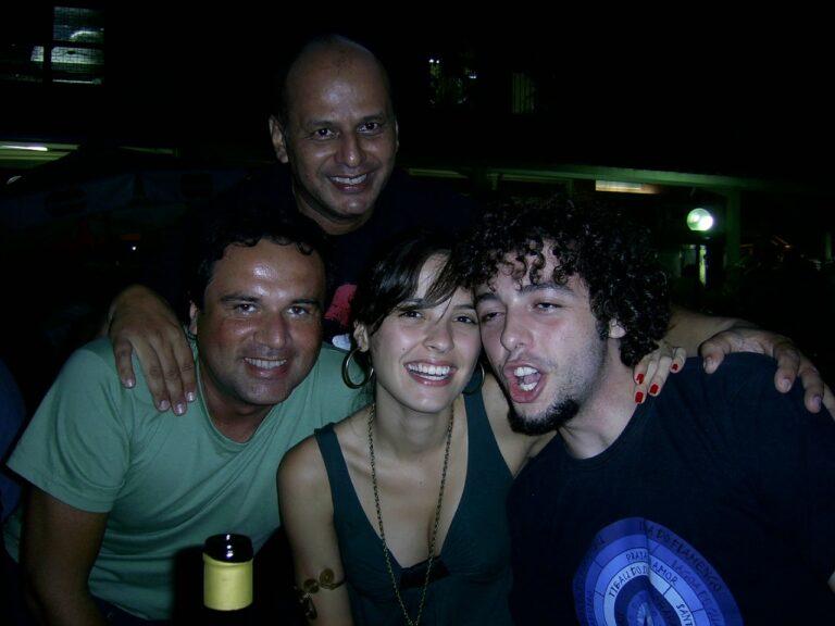 amigos da globo 7