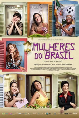 mulheres do brasil 1