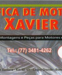 Retífica de Motores Xavier