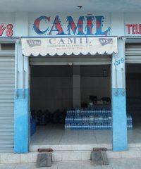 Água Mineral Camil