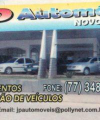 JP Automóveis